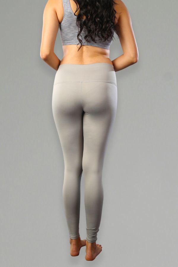 High WaistWomen's Everyday Wear Solid Tights