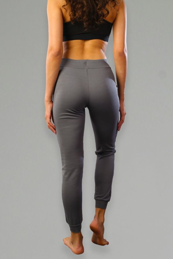 Mid-Rise Joggers with Insert Pockets