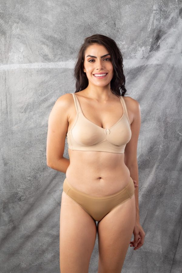 Two Pcs pack Panty nude Bikini#108