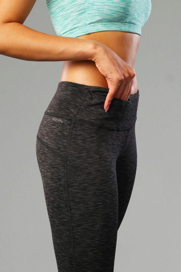 Women Perfect Training Tights- ML Black