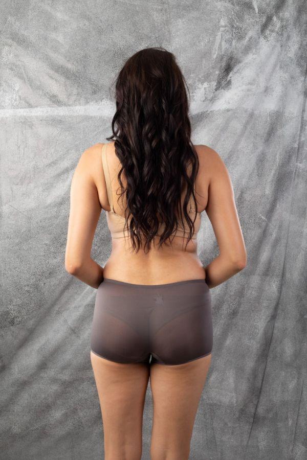 SHORTY PANTY Nude#FL104