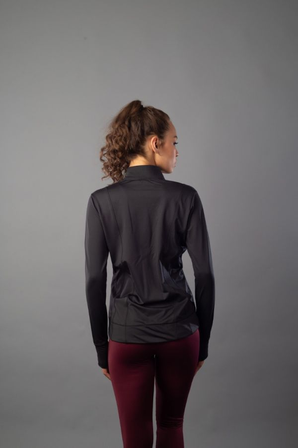 Women Running Jacket - Full Zip