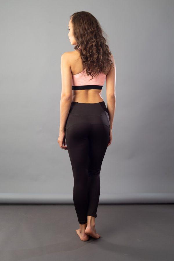 Women Training Tights Black